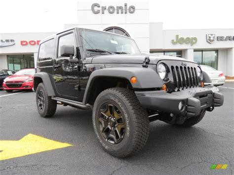 jeep moab edition 2013 black jeep wrangler moab edition 4x4 78880080