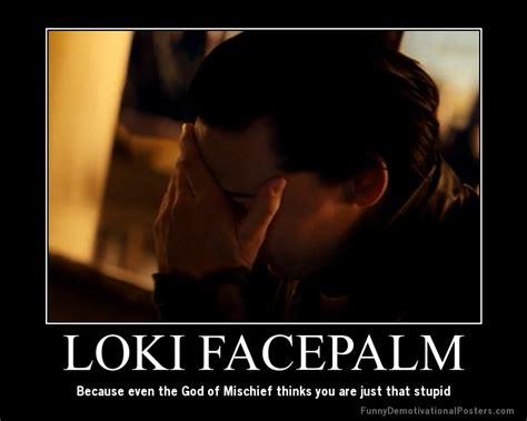 Loki Meme - loki facepalm by purplechik96 on deviantart