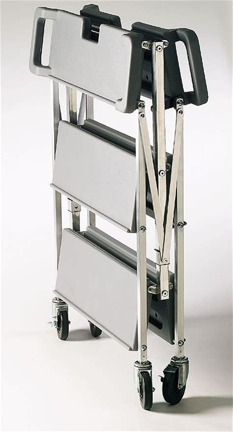 Ew Cabinets by Space Saving Folding Cart Small 30 X 35 5 350 Lbs Cap From