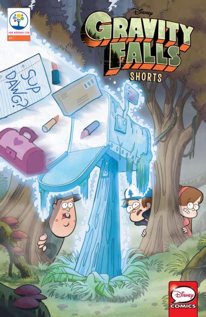 Disney Gravity Falls Shorts Just West Of 1 disney gravity falls shorts 1 issue