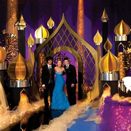 themes kingdom themetick enchanted kingdom complete theme prom nite