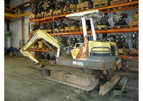 parts  wrecking yanmar  excavator wrecking  albury