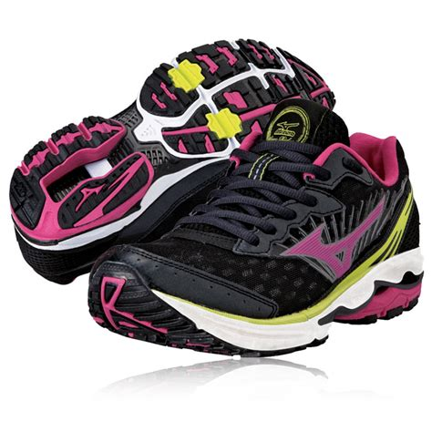 mizuno s wave rider 16 running shoe mizuno wave rider 17 running shoes sportsshoes