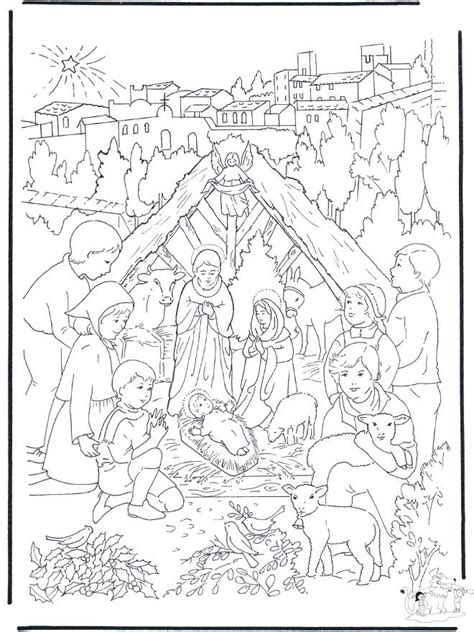 coloring pages nativity story 25 best ideas about the nativity story on