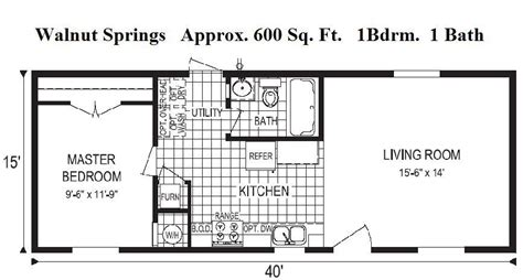 cabin floor plans under 1000 square feet less than 1 000 sq ft floor plans