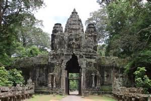 Mystique of the preah khan temple