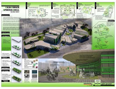 design competition proposal architecture and design winning proposal of design