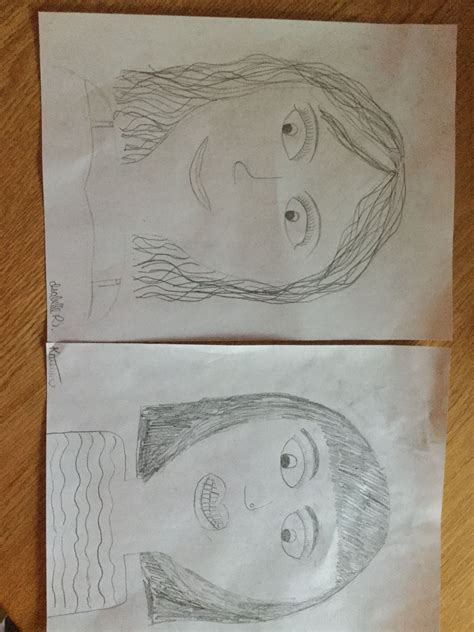 Sketches For 8 Year Olds by Drawing Of Made By 12 And 11 Year Olds Drawings