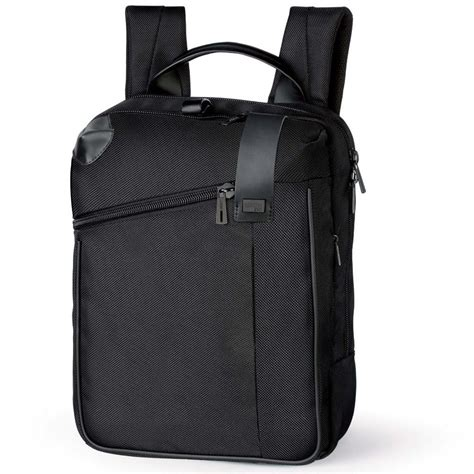 Lexon Backpack Evo Series mochila negra para pc y tableta lexon design evo http