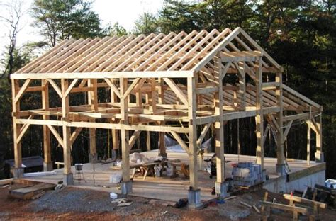 small timber frame house plans and workshop timber frames hand crafted in south carolina and raised at