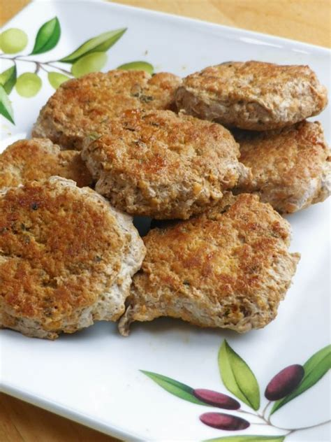 healthy recipes with turkey sausage these spicy turkey sausage patties are low in sodium low