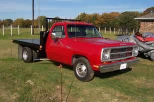 1980 Dodge Truck Buy Used 1980 Dodge Custom 300 Truck 1 Ton