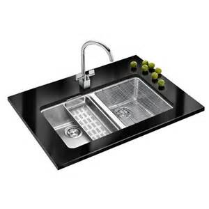 kitchen sinks fk kbx12034 kubus bowl undermount