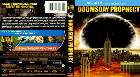 The Doomsday Prophecy doomsday prophecy scanned covers