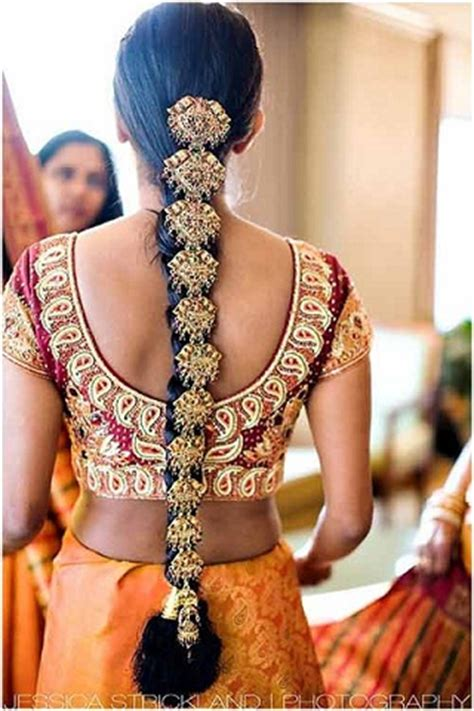 how to make best hair style indian bridal juda youtube 10 best indian bridal hairstyles for long hair