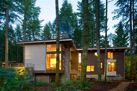 a house among the trees house in the trees preston home washington home e architect