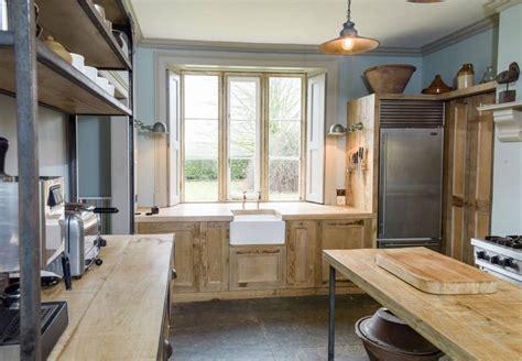 Industrial Style Vintage Kitchen
