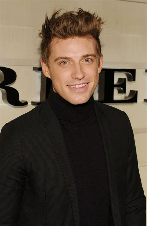 jeremiah brent jeremiah brent photos photos burberry body event hosted