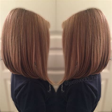angled shoulder length hair one length blonde angled bob short haircuts are one of my