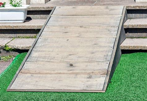 build  ramp outdoor ramp wheelchair