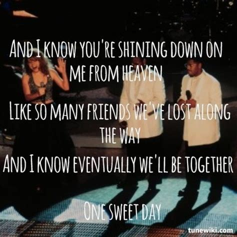 the pug song lyrics one sweet day lyricart for quot one sweet day quot by carey feat boyz ii all
