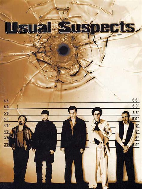 The Usual Suspects 1995 Film Usual Suspects Film 1995 Allocin 233