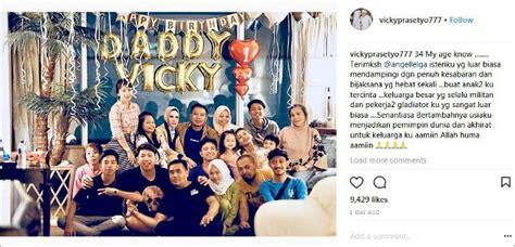 Celetuk Bahasa unggah foto ultah prasetyo dibully gara gara salah tulis kata bahasa inggris kabar