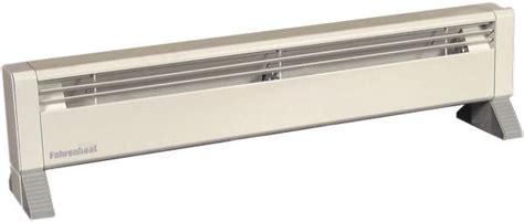 plug in hydronic baseboard heaters qmark fahrenheat type lfp portable hydronic baseboard heater