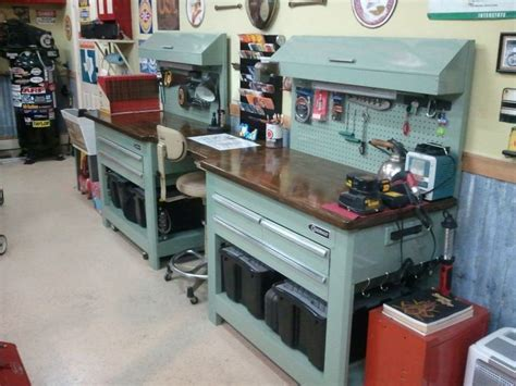 Garage Storage Ideas Garage Journal What I Did With My 40 Home Depot Tool Cabinets Page 3
