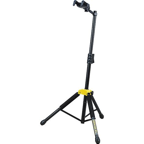 Stand Gitar Isi 3 Stand Gitar hercules stands single guitar stand with folding yoke musician s friend