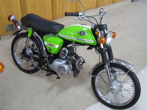 Suzuki Ac 50 Pin 1973 Suzuki Ac50 On