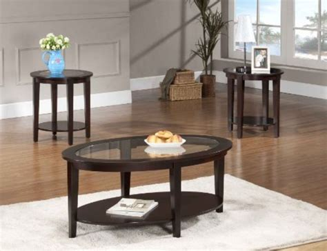 solid wood coffee table and end table sets a listly list
