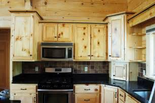 Pine Kitchen Cabinet by Hand Crafted Solid Pine Kitchen Cabinets Mitrick
