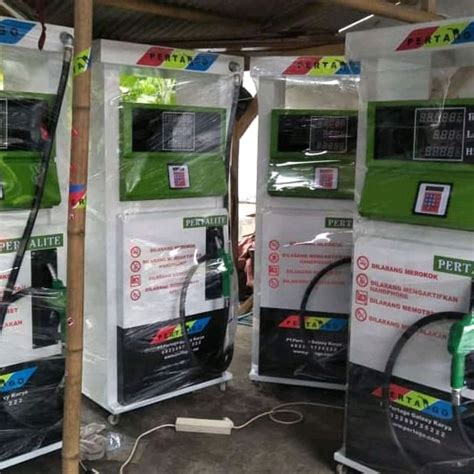 jual pom mini digital provinsi sumatera pom mini mesin