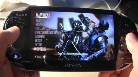 Psvita Mortal Kombat By Waroengame mortal kombat ps vita