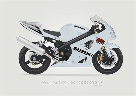 Suzuki K4 1000 Suzuki Gsxr 1000 K3 K4 On Behance