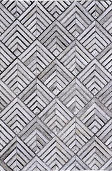 cowhide pattern rug madisons gray grey cowhide rug geometric pattern