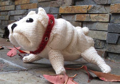 knitting pattern for english bulldog sweater english bull dog the knitty knitty gritty