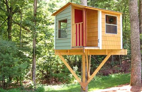 Treehouse Floor Plans by Tree House Plans To Build For Your Kids