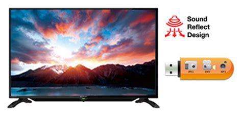 format flashdisk untuk tv led sharp led tv 40 inch 40le185 khusus jabodetabek pasarwarga