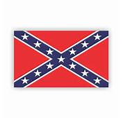 Home &gt Decals Flags Confederate Flag Vinyl Die Cut Decal / Sticker