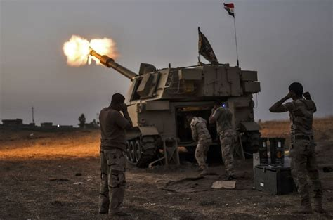 fierce clashes in iraq as isis takes control of villages fierce clashes in christian iraqi district al hamdaniya
