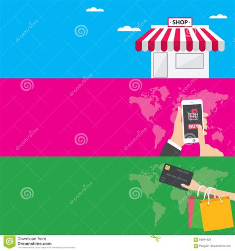 online templates for banners website headers or promotion banners templates shopping