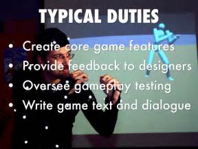 game design job outlook video game designer by jake subers