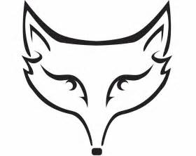 Fox Outlines by Fox Outline Clipart Best