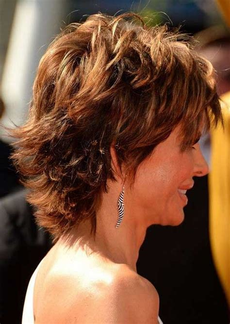 back and side view of short layered hairstyles 20 layered hairstyles for short hair the best short