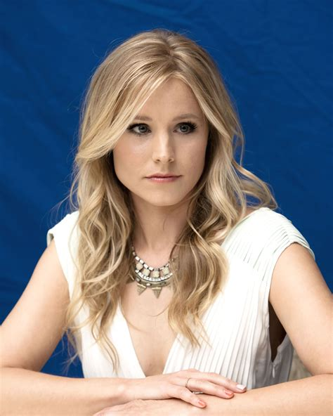 kristen bell kristen bell at the house of lies press conference in los