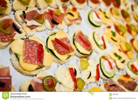 m canapes canapes stock photo image of healthy pork appetizer