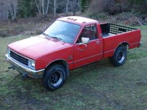 1981 Isuzu Pup Diesel 1981 Diesel Isuzu Pup 4x4 Truck W New Engine For