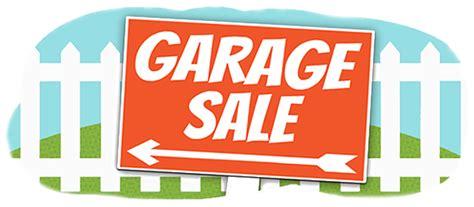 Garage Salis by Calendar Of City Wide And Neighborhood Garage Sales